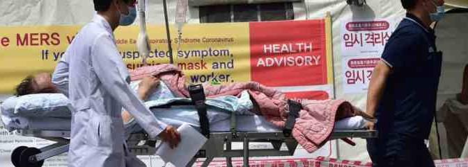 "ASIA: SI DIFFONDE EPIDEMIA 'VIRUS SAUDITA"" MERS"