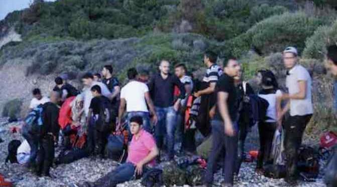 Domanda: ma questi sono profughi o turisti? – FOTO
