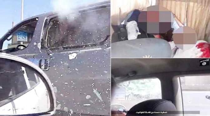 Islamici fanno irruzione in negozio alcolici e uccidono