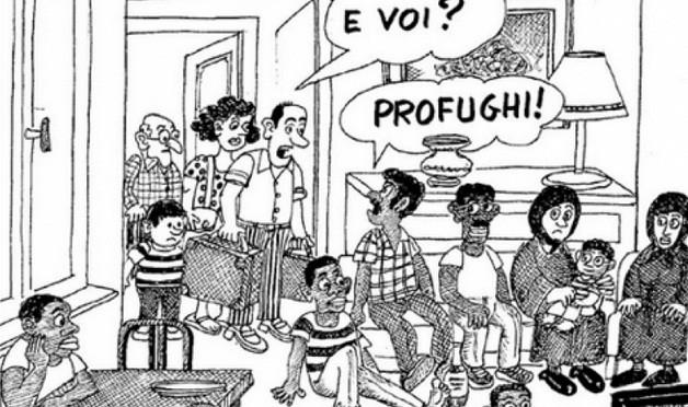 """PD vuole censurare questa vignetta: """"E' razzista"""""""