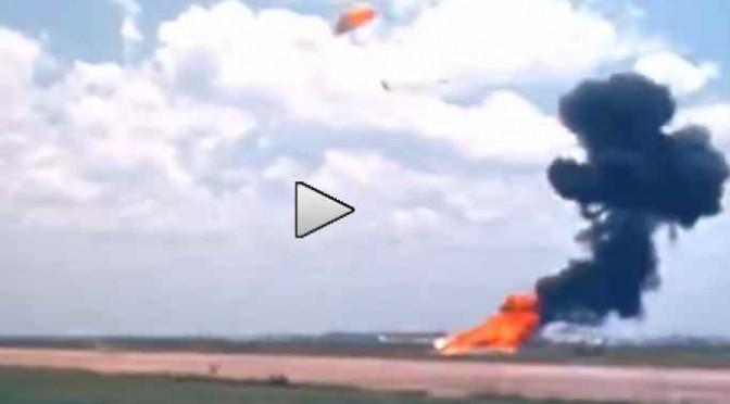 L'incidente durante primo test allunaggio – VIDEO STORICO