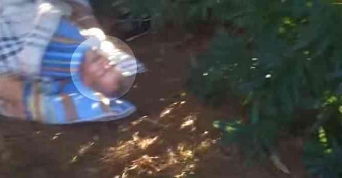 Aversa: gli immigrati dormono al cimitero – VIDEO