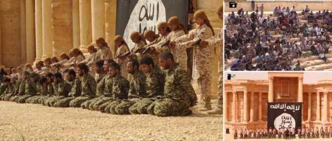 PALMIRA: RAID RUSSI LIBERANO IL CENTRO, ISIS AVANZA AD EST