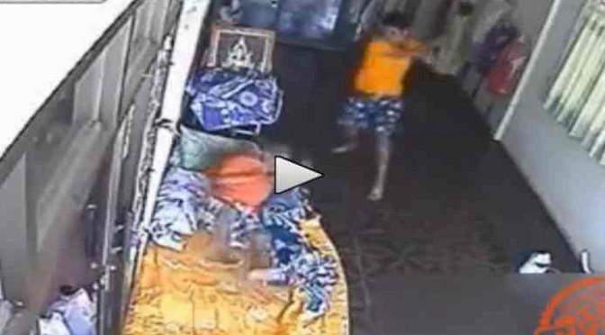 Arrestato il brutale assassino di un anziano – VIDEO