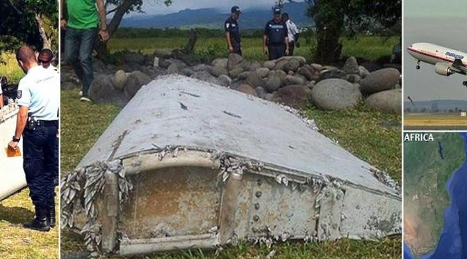 Recuperata parte ala del volo MH370 della Malaysian Airlines?