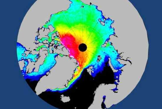 Come stanno i ghiacci polari? Bene