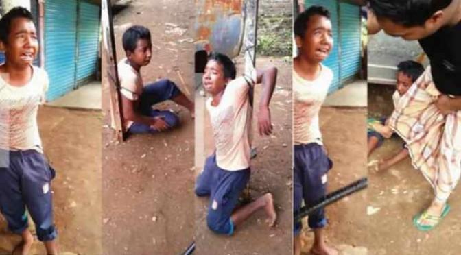Torturato e ucciso dalla folla: aveva respinto avance omo – VIDEO CHOC