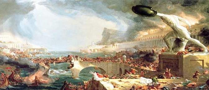 Cristianesimo e tradimento del Mondo Antico