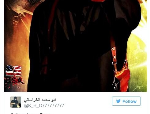 STRAGE MARINES: ISIS RIVENDICA SU TWITTER