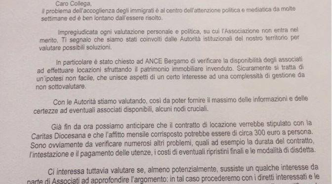 Clandestini: ora Governo scrive direttamente ai costruttori…