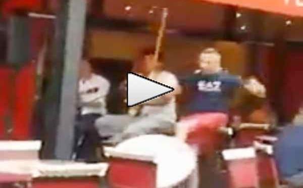 """Immigrato rovescia tavoli ristorante: """"E' il Ramadan!"""" – VIDEO"""