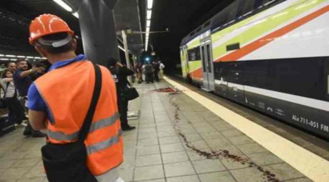 """Maroni mette 150 vigilantes sui treni: """"Renzi non fa nulla"""""""