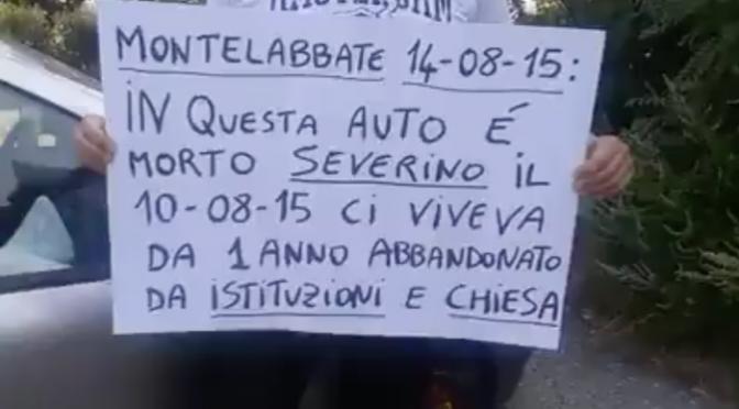 Italiano morto in auto: amici protestano – VIDEO