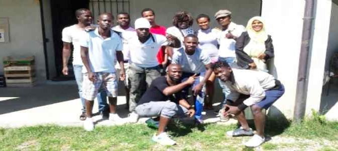 Torino: festa africana per i profughi, pagano i contribuenti