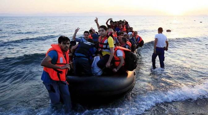 E' guerra: 'profughi' islamici doppiano popolazione locale su isola