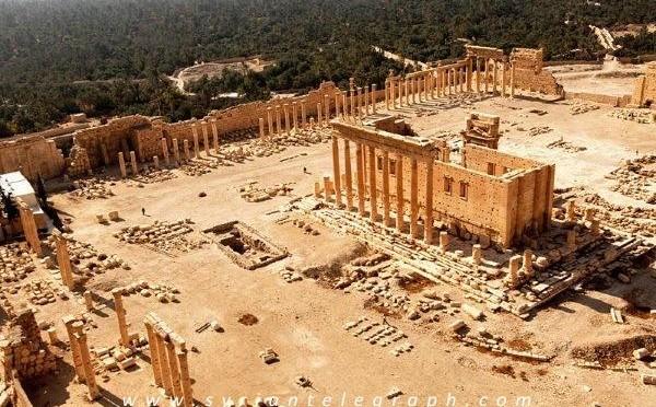 PALMIRA: ISIS distrugge altro tempio, il più antico