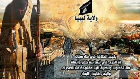 """ISIS a immigrati: """"Libia è la porta per Roma"""""""