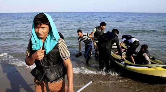 L'invasione islamica dell'isola di Kos: ora 1/3 della popolazione è islamica