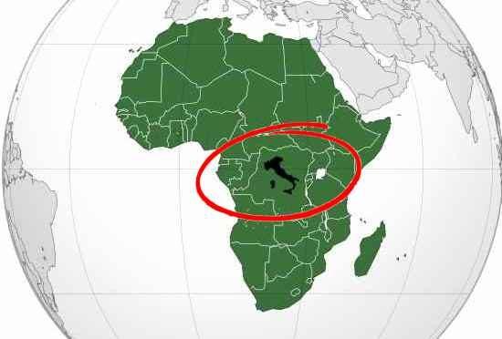 I 2/3 degli Africani vogliono migrare in Italia, Europa