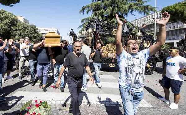 Sgominato clan dei Casamonica: Salvini esulta
