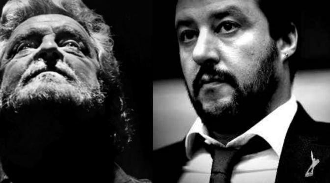 Verso un governo populista, accordo ad un passo tra Salvini e Grillo