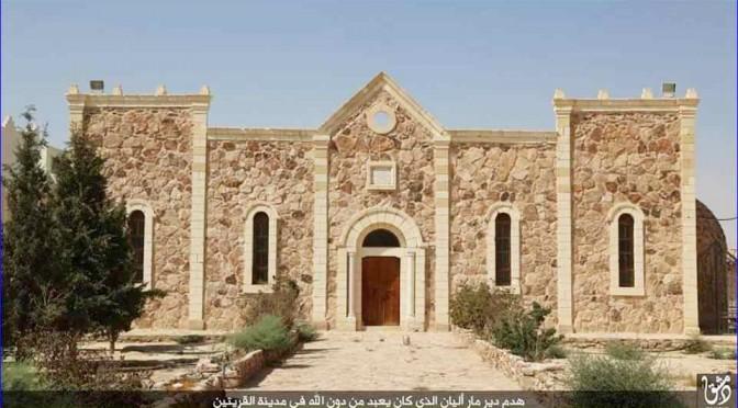 Siria: liberata città cristiana dopo furiosi scontri con islamici
