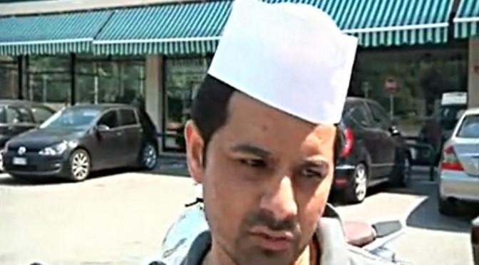 Strage Brescia: assassino pakistano in Tv 'contro il degrado' – VIDEO