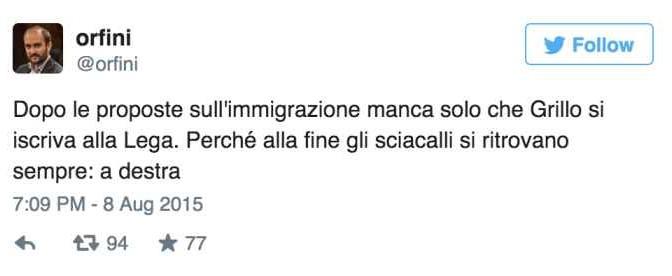 """Mafia Capitale contro Grillo: """"I profughi ci servono"""""""