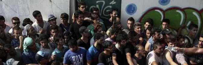 Nave svedese raccatta 400 clandestini e 50 morti (epidemia?) e li porta in Italia
