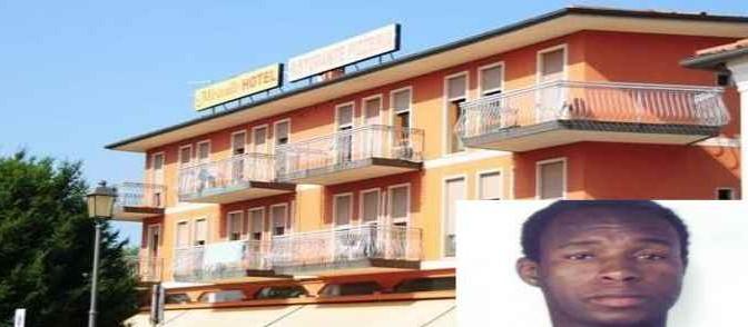 Il profugo che ha stuprato 3 ragazzine italiane viveva in questo hotel – FOTO