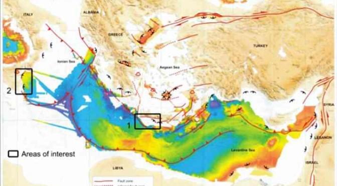 La mappa del rischio Tsunami nel Mediterraneo – ANIMAZIONE