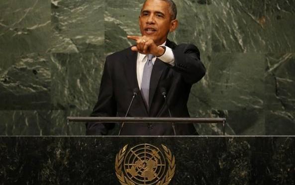 """B. Hussein Obama minaccia Russia: """"Difende Assad, Ucraina in UE"""""""
