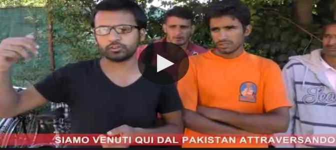 """Da Pakistan a Modena in taxi (5.000 euro a testa): """"Qui c'è chi ci mantiene"""" – VIDEO"""