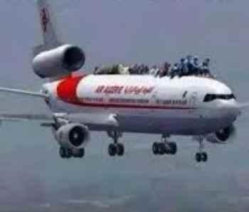 Nasce 'Islam Air': porterà 'profughi' islamici in Europa con aerei