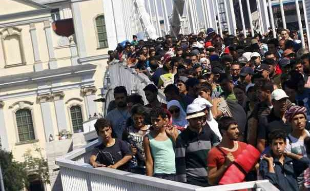 Troppi clandestini: chiude ponte tra Danimarca e Svezia