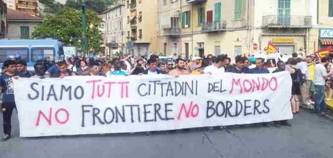 No Borders: la perversione sessuale prestata alla politica