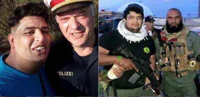 Ha scuoiato e bruciato vivo un uomo, ora è profugo in Europa – FOTO – VIDEO