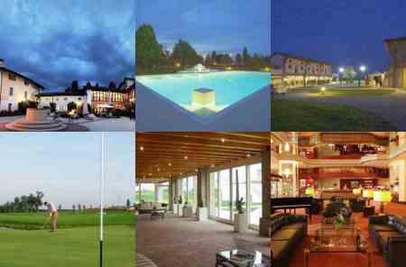 Resort di lusso per i profughi: piscina, campo da golf e turiste – FOTO