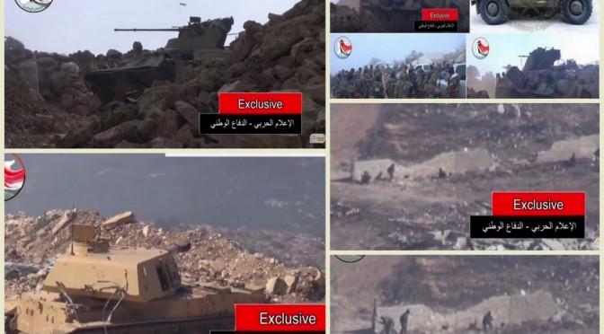 Truppe russe in Siria contro l'ISIS di Obama?