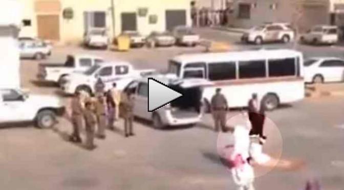 Arabia Saudita: decapitato in piazza – VIDEO