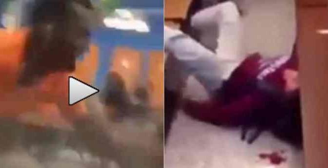 Quando il tuo compagno di scuola è nero – VIDEO CHOC