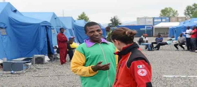 Piemonte, Chiamparino vuole più profughi: in arrivo nuova tendopoli