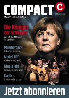 Merkel denunciata per 'alto tradimento'