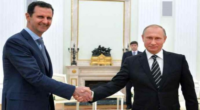 "Assad snobba Macron: ""Sue parole senza valore"""
