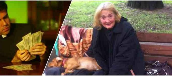 Anziana morta: Caritas non la voleva con il suo inseparabile cagnolino