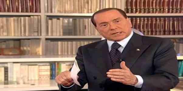 Berlusconi difende Schengen e attacca Le Pen