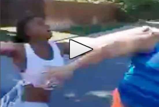 Rissa Afro a colpi di cellulite – VIDEO