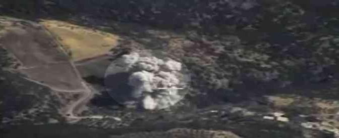 Russi distruggono 237 obiettivi islamici in Siria