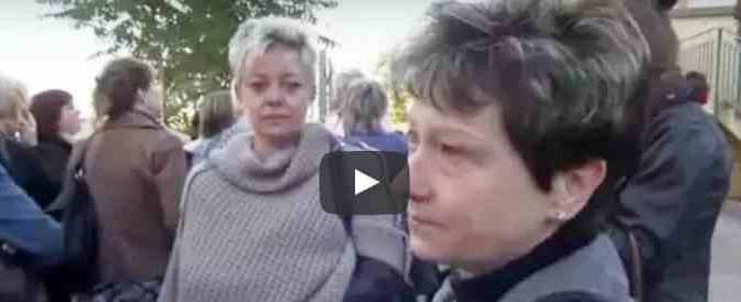 Licenziati per fare posto ai 'profughi': la disperazione dei lavoratori – VIDEO