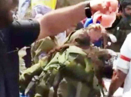 Israele: carne di maiale su cadavere terrorista islamico